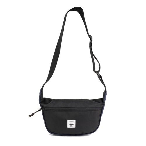 JFR Tas Selempang Pria Sling Bag Bahan Polyester JT08 Hitam