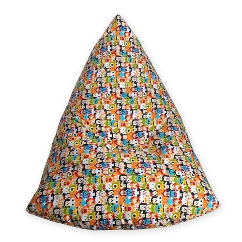 Bean bag Triangle