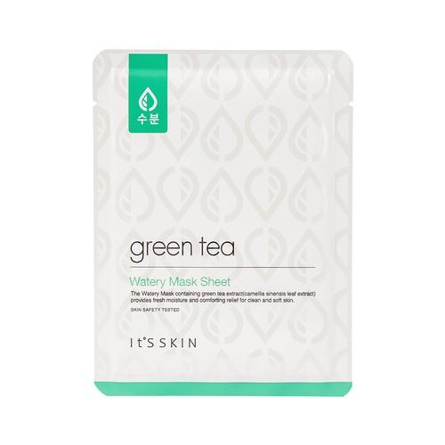 Its Skin Green Tea Watery Mask Sheet
