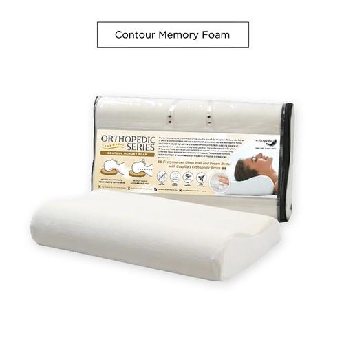 Bantal Orthopedic Contour 'Memory Foam