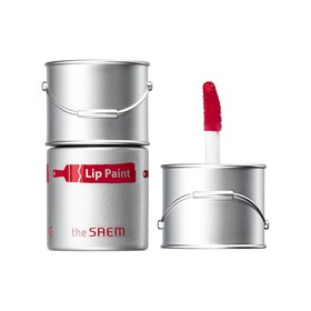 the SAEM Lip Paint 02 Fiery