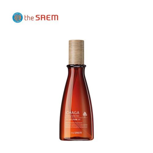 The Saem - CHAGA Anti-wrinkle Skin
