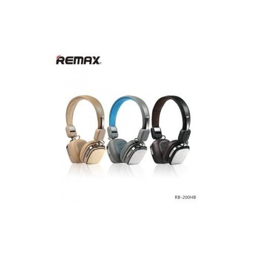 Original REMAX Headphone Bluetooth RB-200HB [TKU]
