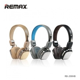 Original REMAX Headphone Bl