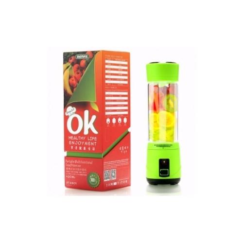 Original REMAX Mulitifunctional Juicer Food Processor Blender Portable - RT-KG01 [TKU]