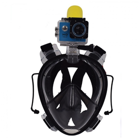 Underwater Scuba Diving Mas