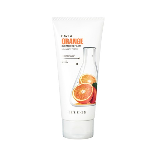 Its Skin Have a Orange Cleansing Foam