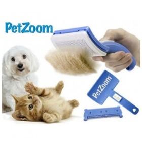 PetZoom - Self-Cleaning Bru