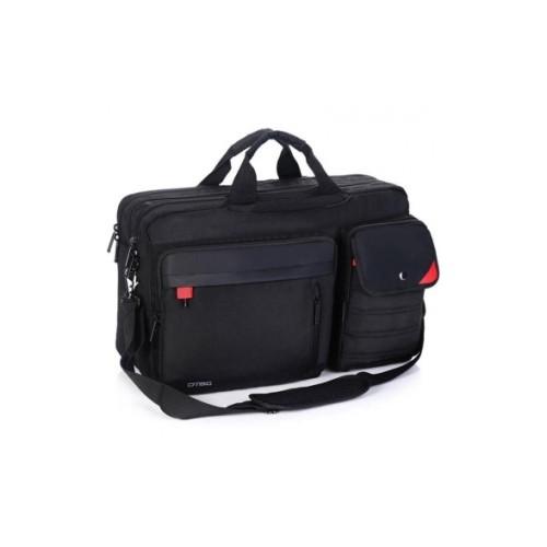 Digital Bodyguard DTBG Business Travel Backpack Bag D9016W 17.3 Inch Black [TKU]