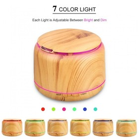 H23 - Wooden Humidifier Aro