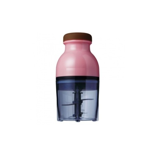 Capsule Cutter Quatre - Blender Bentuk Kapsul Pink [TKU]
