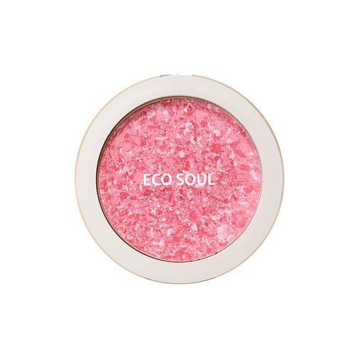 The Saem - Eco Soul Carnival blush 01 Rose