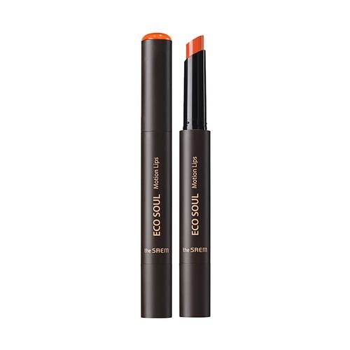The Saem - ECO SOUL Motion Lips 08 Orange Nouveau