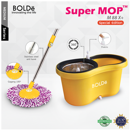 BOLDe Supermop M 88X Yellow