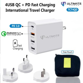 Ultimate Quick Charge & Pow