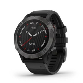 Garmin Fenix 6 47mm - Carbo