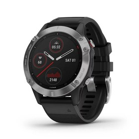 Garmin Fenix 6 47mm - Silve