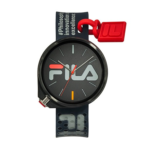 Fila Statement Jam Tangan 38-199-004 - Black