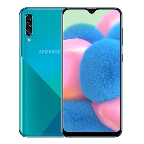 Samsung Galaxy A30s - Green