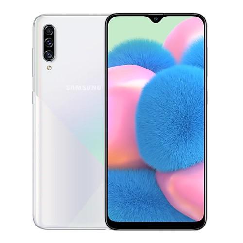 Samsung Galaxy A30s - White