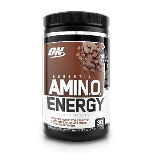 Optimum Nutrition Amino Energy Mocca Cappucino Cooler