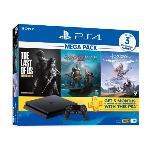 Sony PlayStation 4 Mega Pack