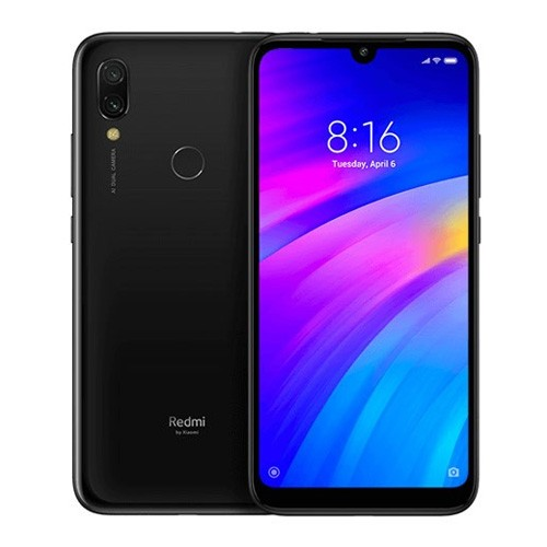 Xiaomi Redmi 7 (RAM 3GB/32GB) - Black