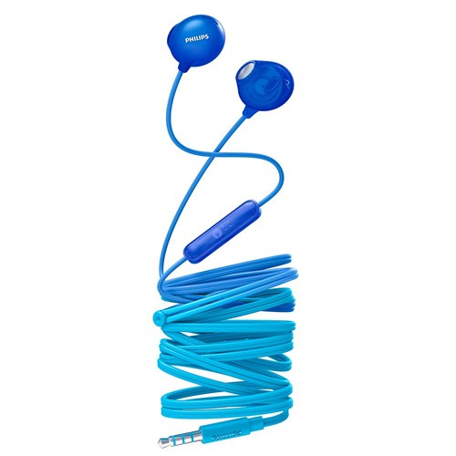 Philips Wired Earbuds UpBeat With Mic SHE2305 - Blue