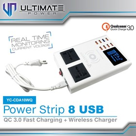 Ultimate Power Strip 8USB P