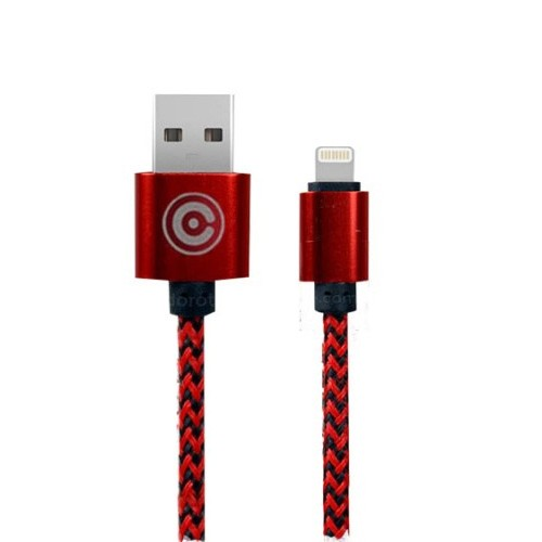Ultimate Data Cable Tube Lightning 1m U-TL100-61 - Red