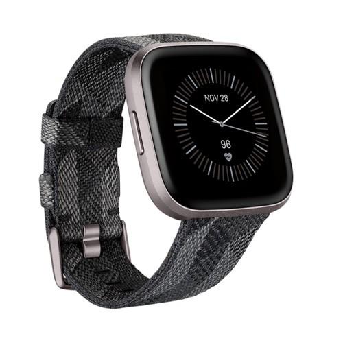Fitbit Versa 2 SE - Charcoal / Iron Mist