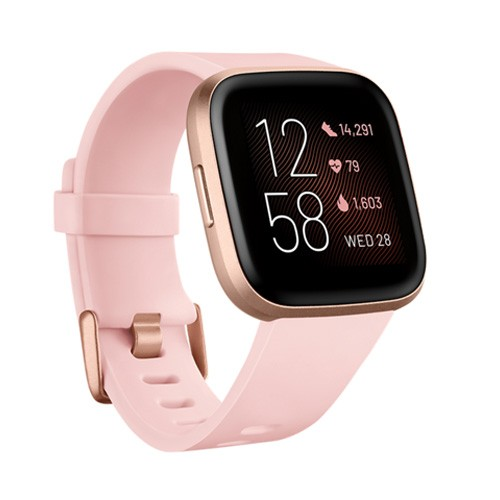 Fitbit Versa 2 - Petal / Copper Rose