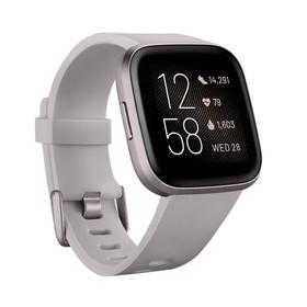 Fitbit Versa 2 - Stone / Mi