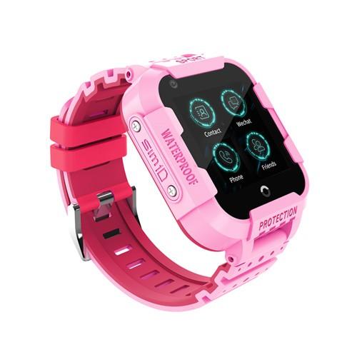 Wonlex GPS Watch KT12 - Pink