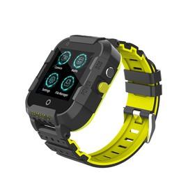 Wonlex GPS Watch KT12 - Bla