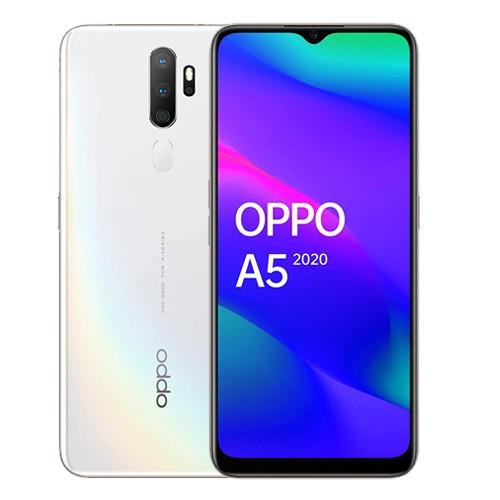 OPPO A5 2020 (RAM 4GB/64GB) - Dazzling White