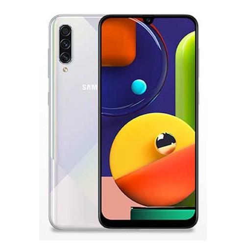 Samsung Galaxy A50s (RAM 6GB/128GB) - white