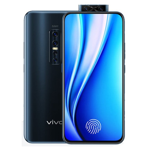 Vivo V17 Pro (8GB/128GB) - Satin Black