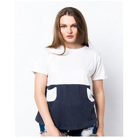 Boontie Maurele T-shirt Whi