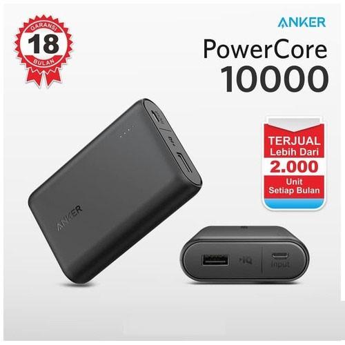 Anker PowerCore Power Bank 10.000 mAh A1263H11