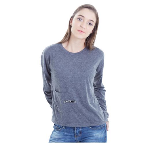 Boontie Mikaila Sweater Grey