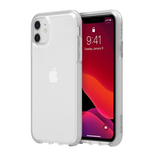 Griffin Survivor Clear for iPhone 11 GIP-024-CLR - Clear