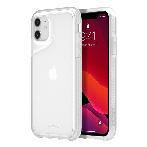 Griffin Survivor Strong For iPhone 11 GIP-025-CLR - Clear