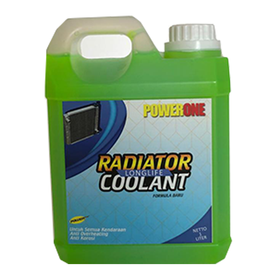 Air Radiator Coolant Motor