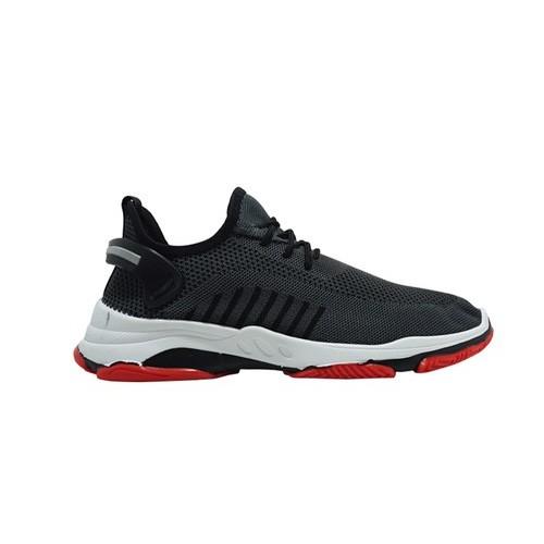 Dane And Dine Sneaker Man S0094 Grey Black 40