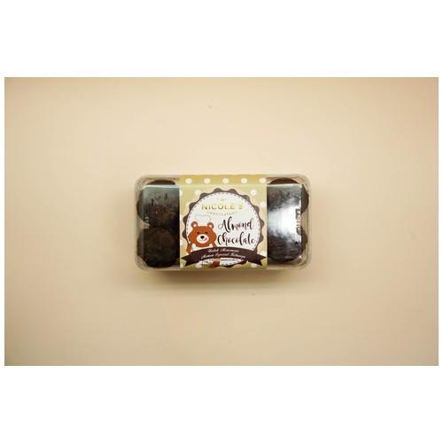 Nicole's Almond Chocolate Cookies
