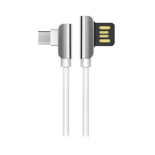 Hoco U42 Exquisite Steel Micro Charging Data Cable