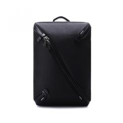 KAKA 2240 - 36-55L - 15.6 Inch - Travel Large Capacity Oxford Men Knapsack Laptop School Backpack Waterproof Bag Black [TKU]