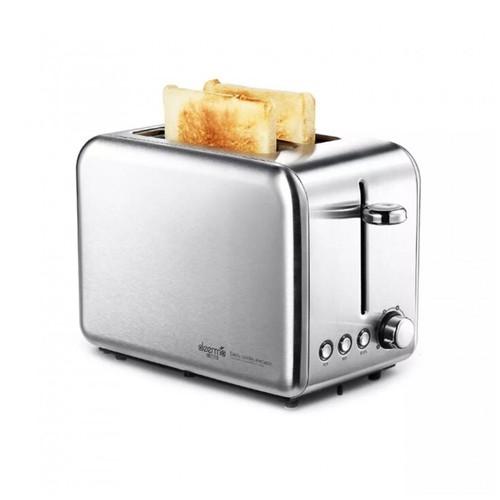 DEM-SL281 - Alat Pemanggang Roti Bread Toaster Baking Machine