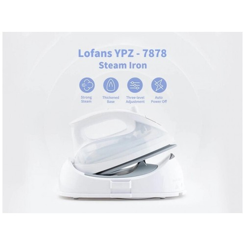 XIAOMI LOFANS Home Electric Cordless Steam Iron 1300W - YPZ-7878